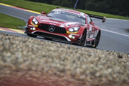 24 HOURS OF SPA: a breath-taking end to the race