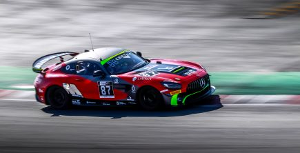 Chpt de France FFSA GT - AKKA-ASP annonce la couleur �