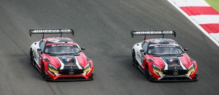 BRANDS HATCH :  Superbe victoire Pro-AM  !