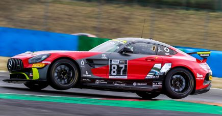 GT4 FRANCE - MANCHE 4 - MAGNY COURS