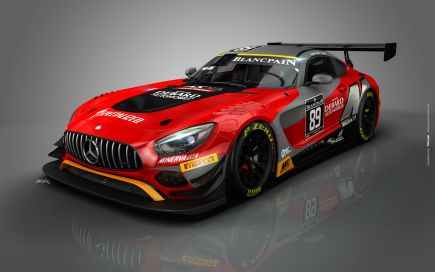 BLANCPAIN GT SERIES 2018 - LES EQUIPAGES !