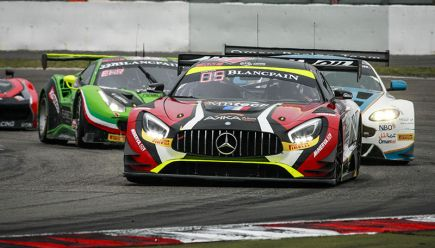 BLANCPAIN GT ENDURANCE CUP - Two Vice-champion titles!