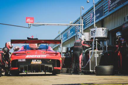 Blancpain GT Series: Trois mousquetaires sur deux championnats Pro-AM!